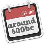 600 BC